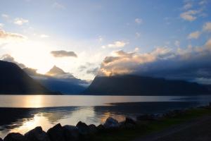 8.27 Hjorundfjord sunrise 3